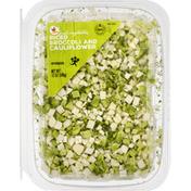 SB Broccoli and Cauliflower, Riced, Fresh Vegetables