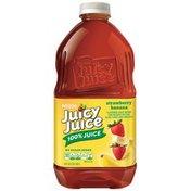 Juicy Juice Strawberry Banana 100% Juice