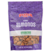 Stater Bros Unsalted Raw Almonds