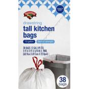 Hannaford Tall Kitchen Flex Bags