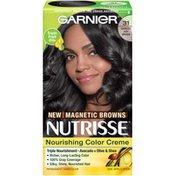 Nutrisse® 31 Darkest Ash Brown Nourishing Color Creme