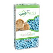 Carefresh 10-Liter Blue Color Premium Soft Pet Bedding