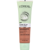 L'Oreal Pure-Clay Cleanser 3 Pure Clays + Red Algae