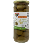 Hannaford Stuffed Queen Spanish Olives with Blue Cheese