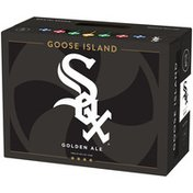 Goose Island Beer Co. MLB Chicago White Sox Golden Ale Beer Cans