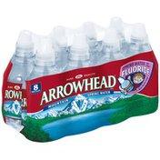 Arrowhead with Fluoride Mountain Spring Water