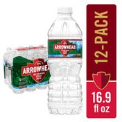 Arrowhead 100% Mountain Spring ARROWHEAD 100% Mountain Spring Water