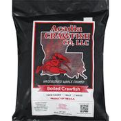 Acadia Crawfish Crawfish, Boiled