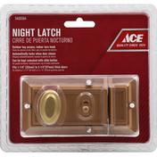 Ace Bakery Night Latch