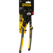 Stanley Groove Joint Pliers, 12 Inch
