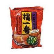 Kameda Age Ichiban Rice Crackers