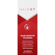 Hair XT Hair Growth Vitamins, Tablets