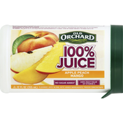 Old Orchard 100% Juice, Apple Peach Mango