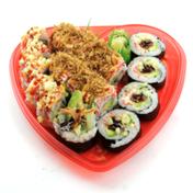 AFC Sushi Happy Heart Platter