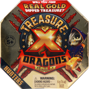 Treasure X Ooze, Dragons, Gold