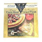 Vicolo Corn Meal Crust Pizza