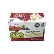 Buddy Fruits Fruit Tubes