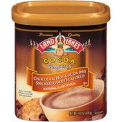 Land O Lakes Chocolate Snickerdoodle Flavored Hot Cocoa Mix