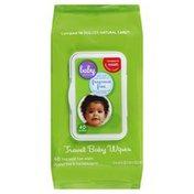 Baby Basics Baby Wipes, Travel, Fragrance Free