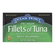 Ocean Prince Fillets Of Tuna Spicy Jalapenos