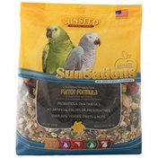 Sunseed Natural Parrot Food