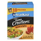 StarKist Tuna Creations® Sweet & Spicy - 2.6 oz Pouch (10-Pack)