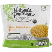 Nature's Promise Sweet Yellow Corn, Organic, Bag