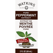 J.R. Watkins Peppermint Extract, Pure
