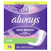 Always Anti-Bunch Xtra Protection Long Absorbency Scented