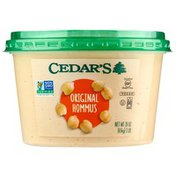 Cedar's Foods Original Hommus