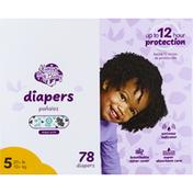 Always My Baby Diapers Club Size 5