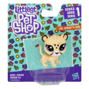 Littlest Pet Shop Series 1 Figure Jane Jagmore