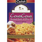 Casbah CousCous, Roasted Garlic & Olive Oil