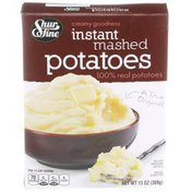Shurfine Instant Mashed Potatoes