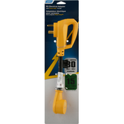 Camco RV Electrical Adapter with Power Grip Handle