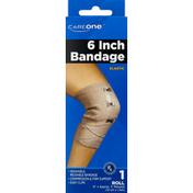 CareOne Bandage, 6 Inch, Elastic