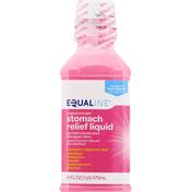 Equaline Stomach Relief Liquid, Original Strength