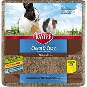 Kaytee Small Pet Clean & Cozy Natural Material
