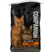 Companion Non-Clumping Scented Clay Cat Litter