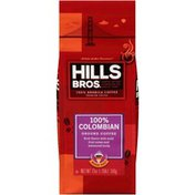Hills Bros. 100% Colombian Medium Roast Ground Coffee