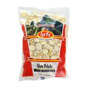 La Fe Mote Pelado, White Peeled Corn