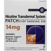 Novartis Stop Smoking Aid, 14 mg, Patch