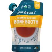 Bare Bones Bone Broth, Organic, Chicken