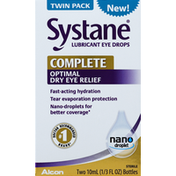 Systane Complete Optimal Dry Eye Relief