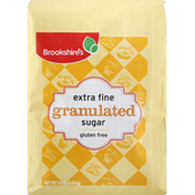 Brookshire's Sugar, Gluten Free, Granulated, Extra Fine