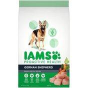 IAMS Proactive Health German Shepherd Breed Specific Recipe Adult 1+ Super Premium Dog Food