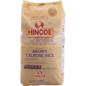 Hinode Calrose Rice, Brown, Extra Fancy