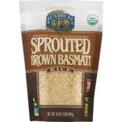 Lundberg Family Farms Brown Rice, Basmati, Organic, Sprouted