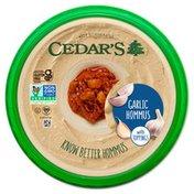 Cedar's Foods Garlic Hommus