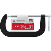 Bessey C-Clamps, Light Duty, Drop Forged, 8 Inches